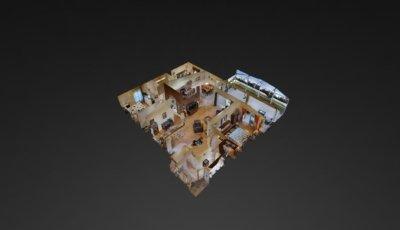 Port Orange – 820 Wingate Trail 3D Model