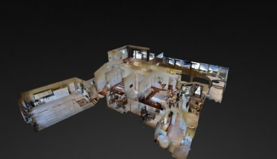 Ocean Hammock – 6 Cypress Hammock Way, Palm Coast 3D Model