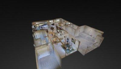 The Belaire – 592 Aldenham Lane, Ormond Beach 3D Model