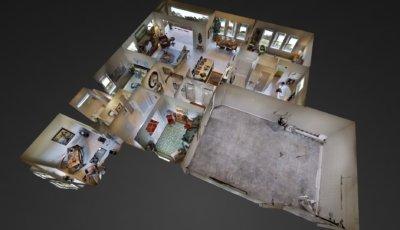 The Juliette – 584 Aldenham Lane, Ormond Beach 3D Model