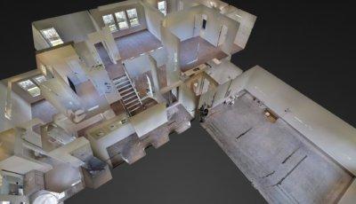 The Marabella – 1005 West Dorchester Drive, St. Johns 3D Model
