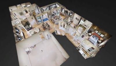 The Vienna Model Home – Tamaya 3D Model