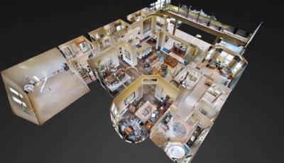 The Egret V Model Home – Tamaya 3D Model